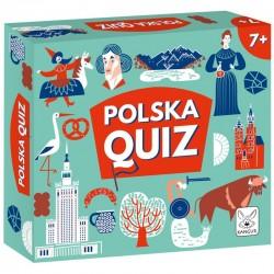 Polska. Quiz Maxi