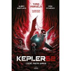 Kepler62. Część piąta: Wirus