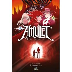 Amulet księga siódma Płomień