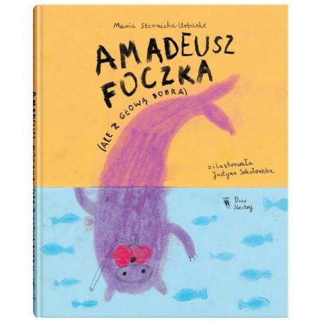 Amadeusz Foczka (ale z głową bobra)