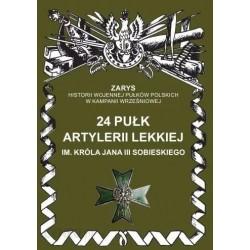 24 Pułk Artylerii Lekkiej im. Króla Jana III Sobieskiego