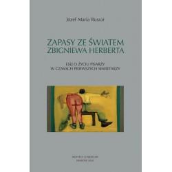 Zapasy ze światem Zbigniewa Herbert