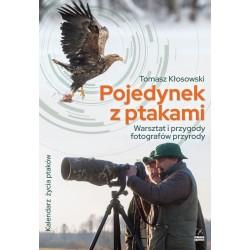Pojedynek z ptakami. Warsztat i przygody fotografów przyrody