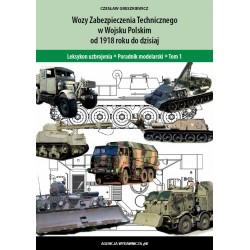 Wozy zabezpieczenia technicznego Wojska Polskiego od 1918roku do dzisiaj