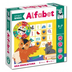 Alfabet Smart Bingo