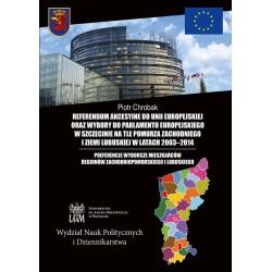 Referendum akcesyjne do Unii Europejskiej oraz wybory do Parlamentu Europejskiego w Szczecinie