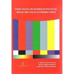 Some issues on women in political, media and socio-economic space