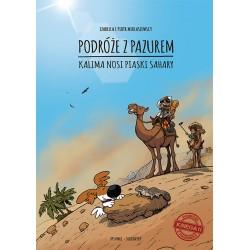 Podróże z pazurem. Kalima nosi piaski Sahary. Księga II