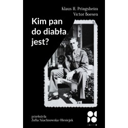 Kim pan do diabła jest?