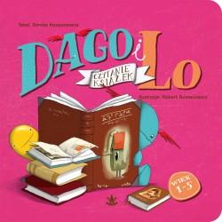 Dago i Lo. Czytanie książek Część 5