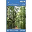 Wda, Szlak Pięciu Rzek, Prusina. Szlaki kajakowe Polski