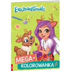 Enchantimals. Megakolorowanka