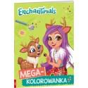 Enchantimals. Megakolorowanka