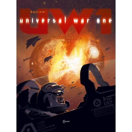 Universal War One. Wydanie Zbiorcze Tom 1