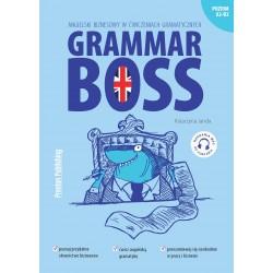 Grammar Boss. Angielski biznesowy w ćwiczeniach gramatycznych, wyd. 2 (+ nagrania mp3)