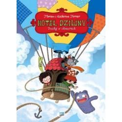 Hotel Dziwny. Duchy w chmurach Tom 4