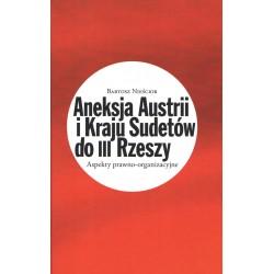 Aneksja Austrii i Kraju Sudetów do III Rzeszy