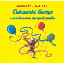 Ciekawski Geaorge i urodzinowa niespodzianka