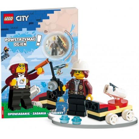 LEGO® City Powstrzymać ogień!