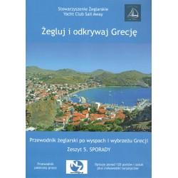 Żegluj i odkrywaj Grecję Zeszyt 5 Sporady