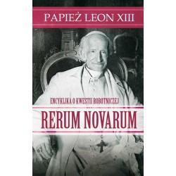 Rerum Novarum Papież Leon XIII