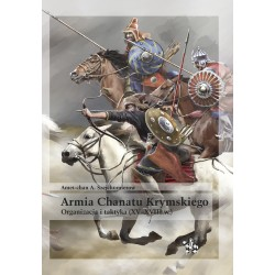 Armia Chanatu Krymskiego Organizacja i taktyka XV–XVIII