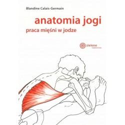 Anatomia jogi praca mięśni w jodze wyd 2021