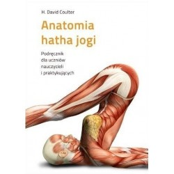 Anatomia hatha jogi wyd 2021
