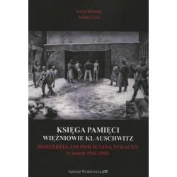Księga Pamięci Więźniowie KL Auschwitz