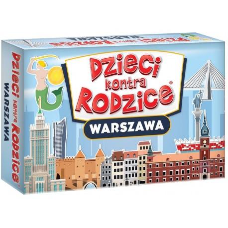 Dzieci kontra Rodzice Warszawa
