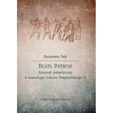 Beata Patrum Koncept patrystyczny