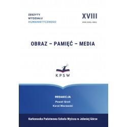 Obraz Pamięć Media XVIII