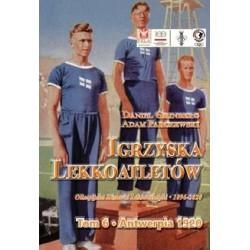 Igrzyska lekkoatletów Tom 6 Antwerpia 1920