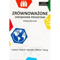 Zrównoważone zarządzanie projektami podręcznik GPM
