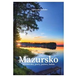 Mazursko Miasteczka porty jeziora ludzie