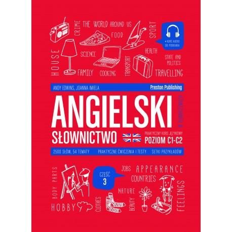 Angielski w tłumaczeniach Słownictwo 3 (C1-C2) MP3