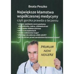 Największe kłamstwa współczesnej medycyny