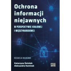 Ochrona informacji niejawnych w perspektywie krajowej i międzynarodowej