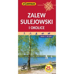 Zalew Sulejowski i okolice wyd 3