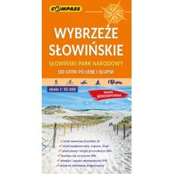 Wybrzeże Słowińskie Słowiński Park Narodowy laminowana
