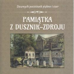 Pamiątka z Dusznik-Zdroju