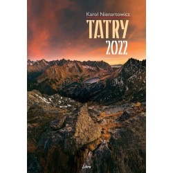 Kalendarz 2022 Tatry