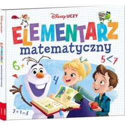 Disney Uczy Elementarz matematyczny