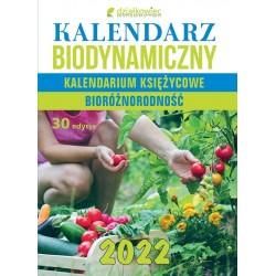 Kalendarz biodynamiczny 2022 (książkowy)