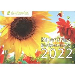 Kalendarz biodynamiczny 2022 ścienny