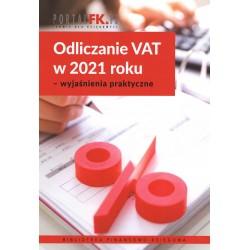 Odliczanie VAT w 2021 roku