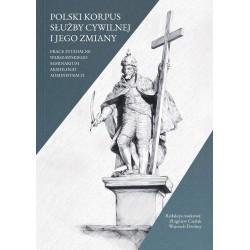 Polski korpus służby cywilnej i jego zmiany