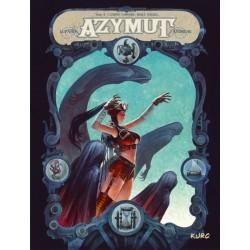 Azymut 4 Czarne chmary biały żagiel
