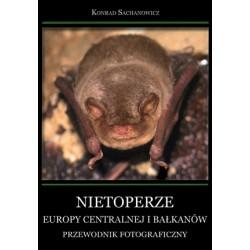 Nietoperze Europy Centralnej i Bałkanów Przewodnik Fotograficzny
