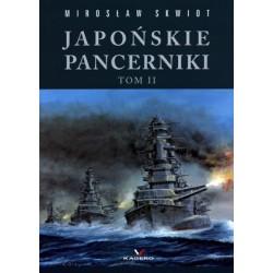 Japońskie pancerniki  Tom II